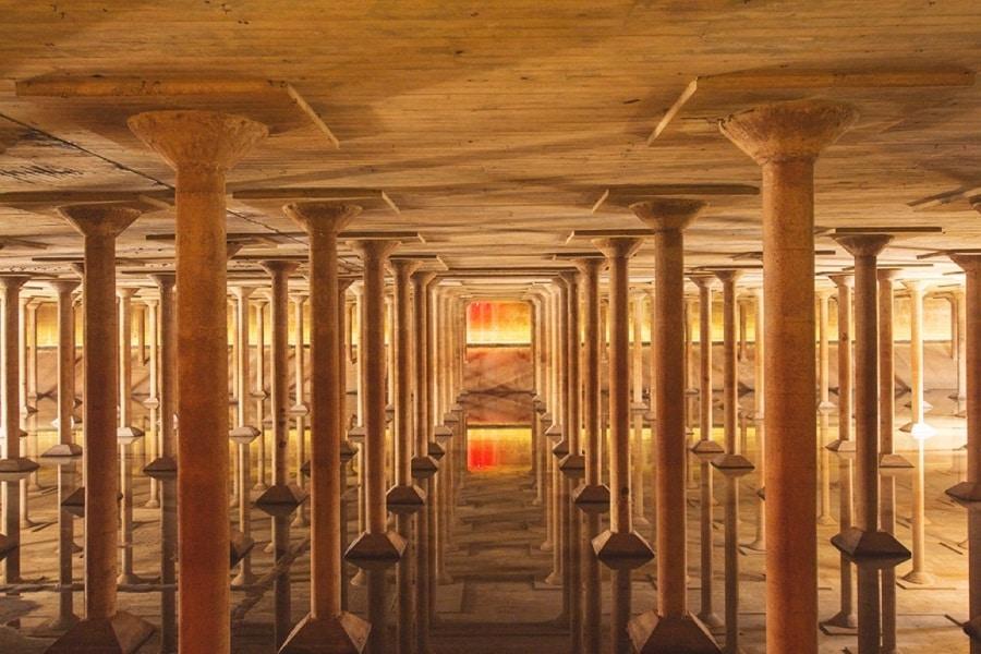 the cistern houston