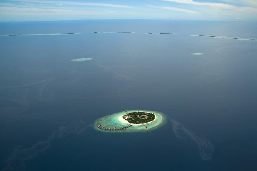 island view worlds remote building
