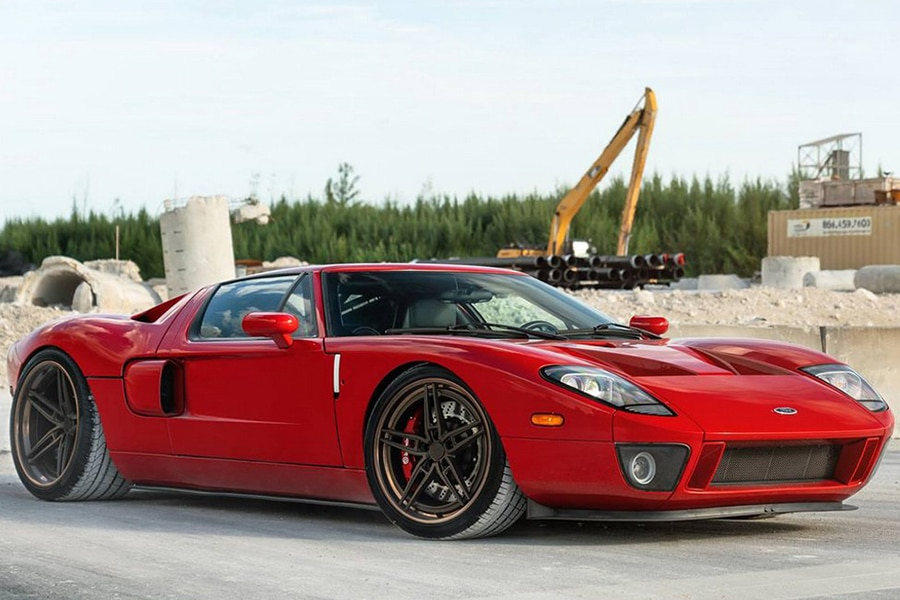 2,000HP Ford GT By Heffner Performance Begs A Question