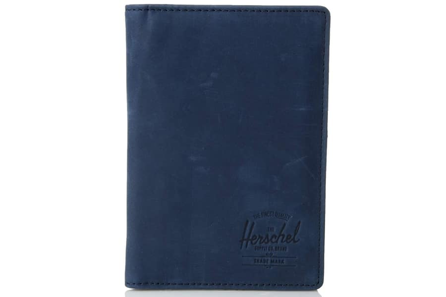 herschel supply co. raynor rfid passport holder