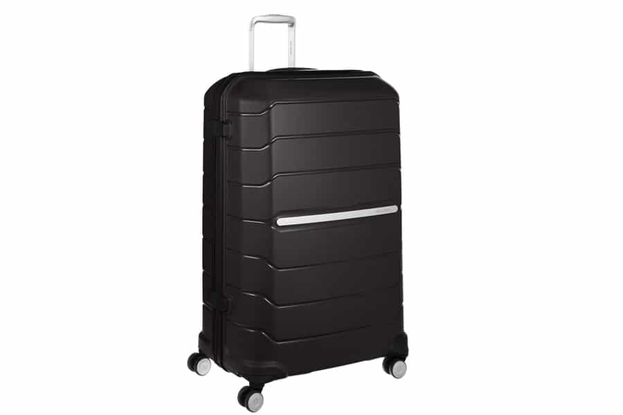 samsonite octolite 81cm spin suitcase