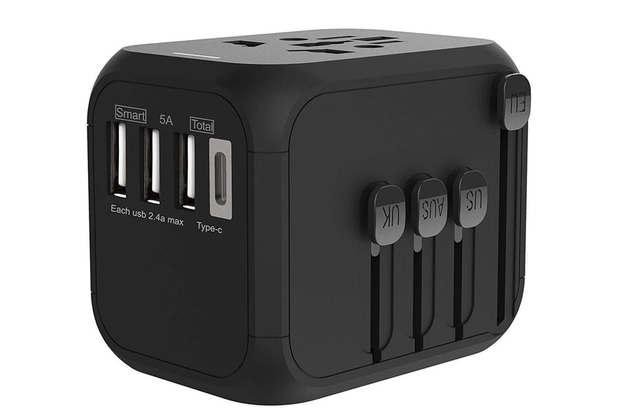 travelpal universal travel adapter
