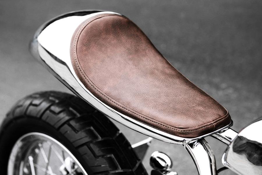 seat royal enfield motorcycle