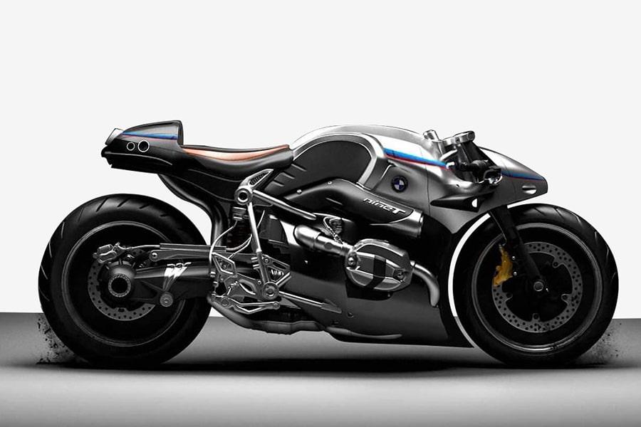 bmw aurora concept motorcycle