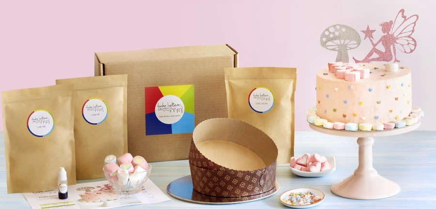 bake believe diy cake kits