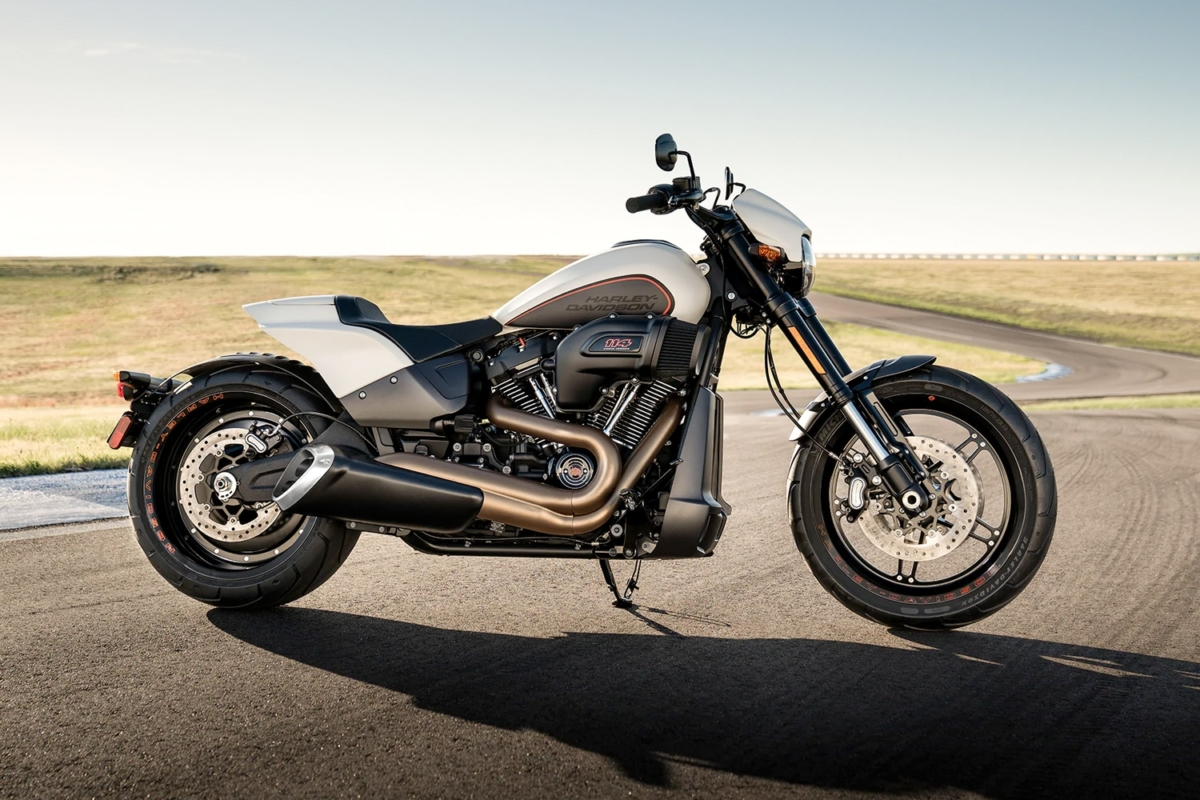 two weeks with harley davidson's fxdr