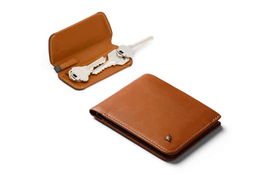 Bellroy Classic Set: Hide & Seek + Key Cover Plus