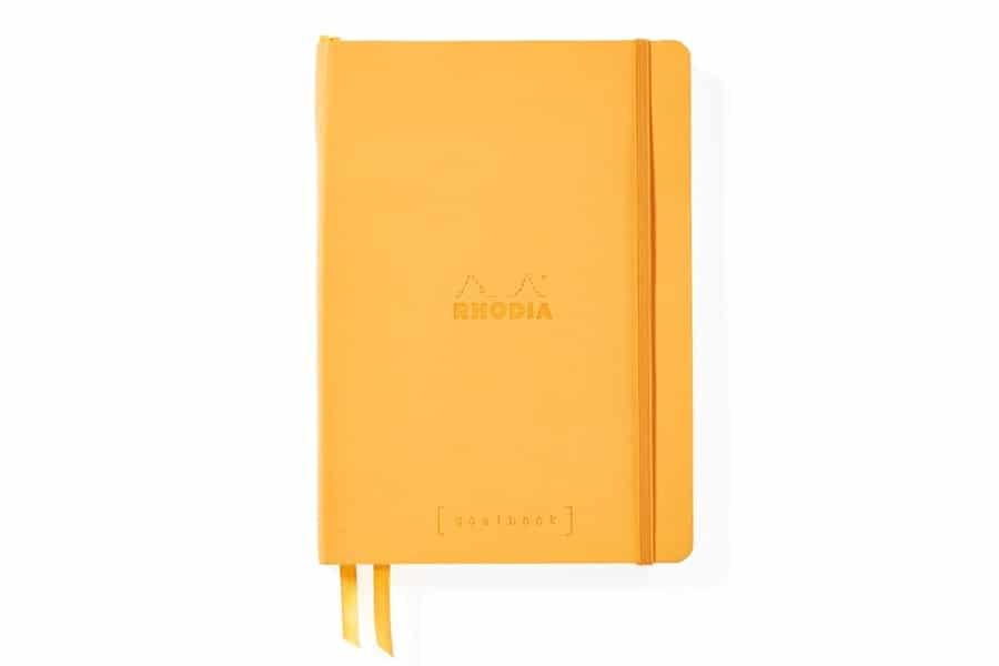 Rhodia Goalbook w/ Undated Calendar