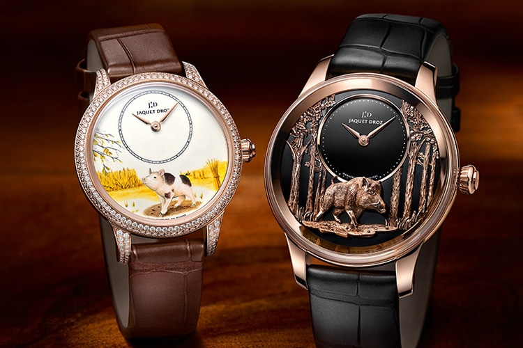 jaquet droz limited editions for chinese new year