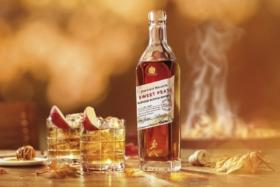 johnnie walker sweet peat whisky