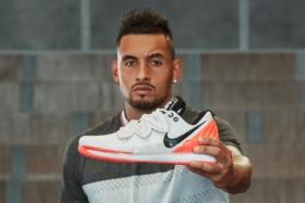 nike tennis shoe at australian open