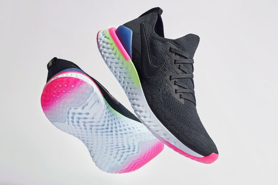 de8b9af6f424 Nike Epic React Flyknit 2 Launching in Retro Colours