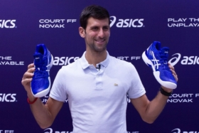asics new tennis shoe australian open