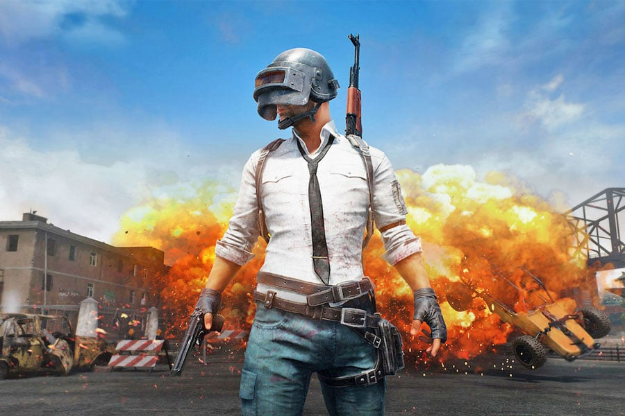 Win! A 1 of 100 Limited Edition Copy of PlayerUnknown's Battleground for PS4