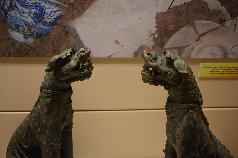 hanoi museum exhibit