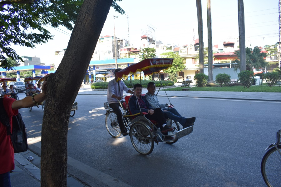 vietnam cyclo ride