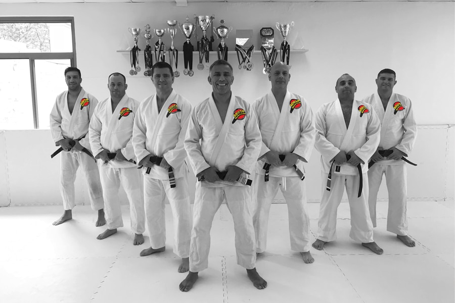 leaders at Roots BJJ
