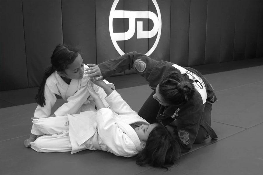 John Donehue jiu jitsu people fighting