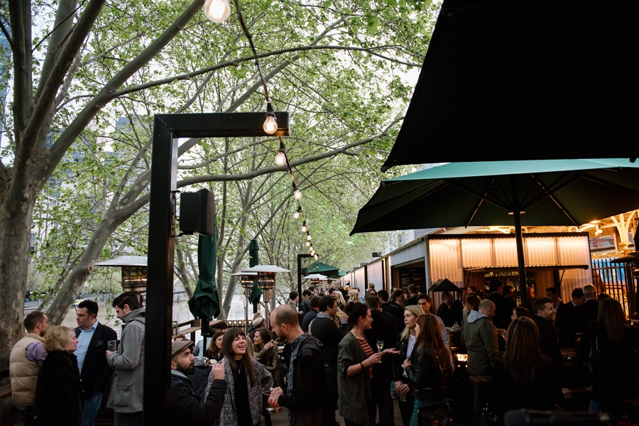 20 Places For The Best Outdoor Dining In Melbourne Man Of Many
