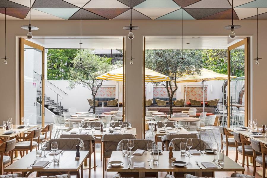 the tilbury restaurant