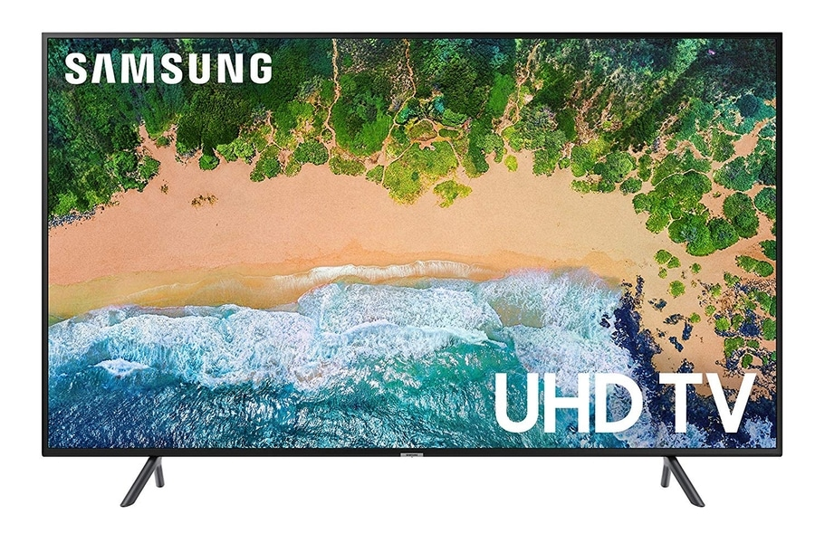 "Samsung 65NU7100 Flat 65"" 4K UHD 7 Series Smart TV"
