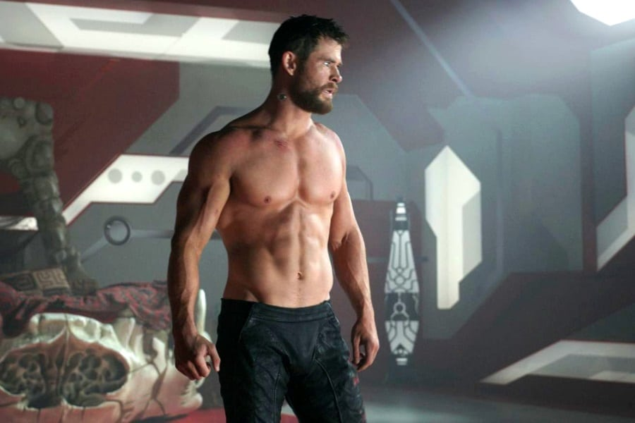 Chris Hemsworth's Thor Diet & Workout Plan