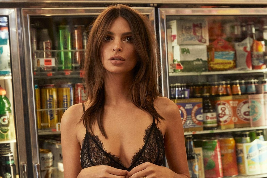 703f9d60d Emily Ratajkowski Just Launched Her Own Lingerie Brand  Body