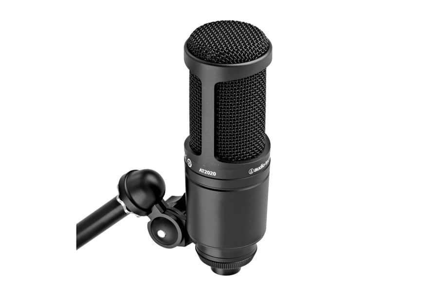 Audio-Technica AT2020 Micrphone