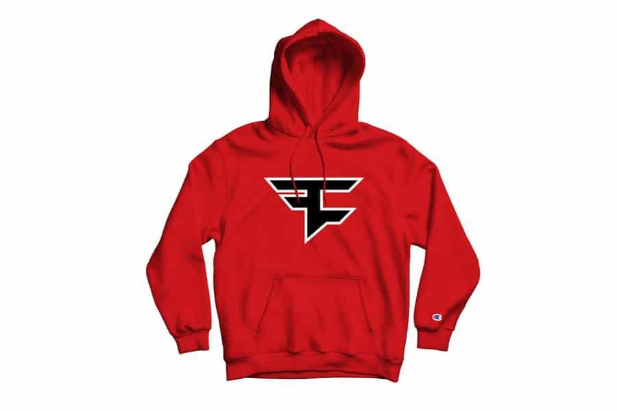 Faze Red hoodie