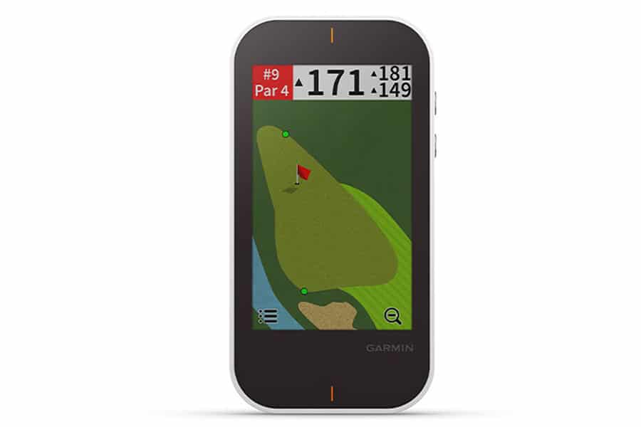 garmin golf tracker