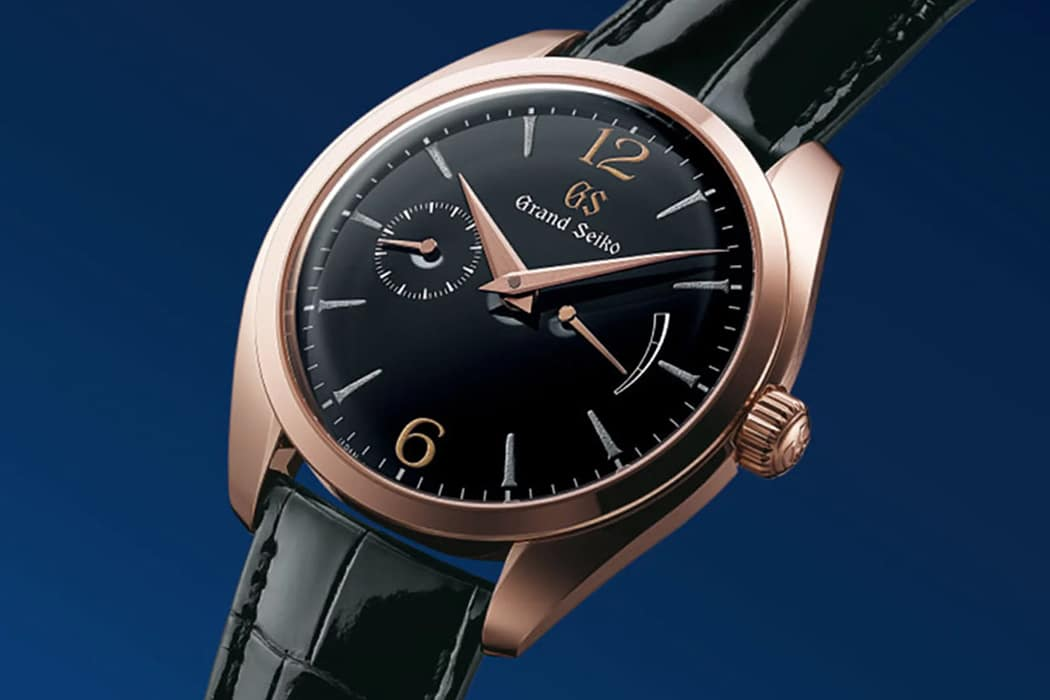 Dial ofGrand Seiko Elegance Collection 'Slim' Hand-Wound Limited Editions