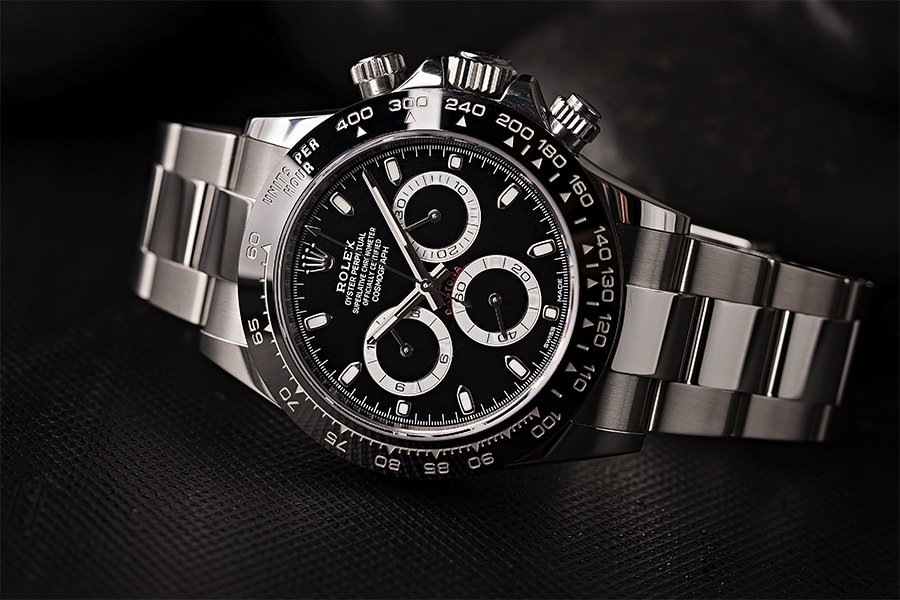 How to sell your Rolex online