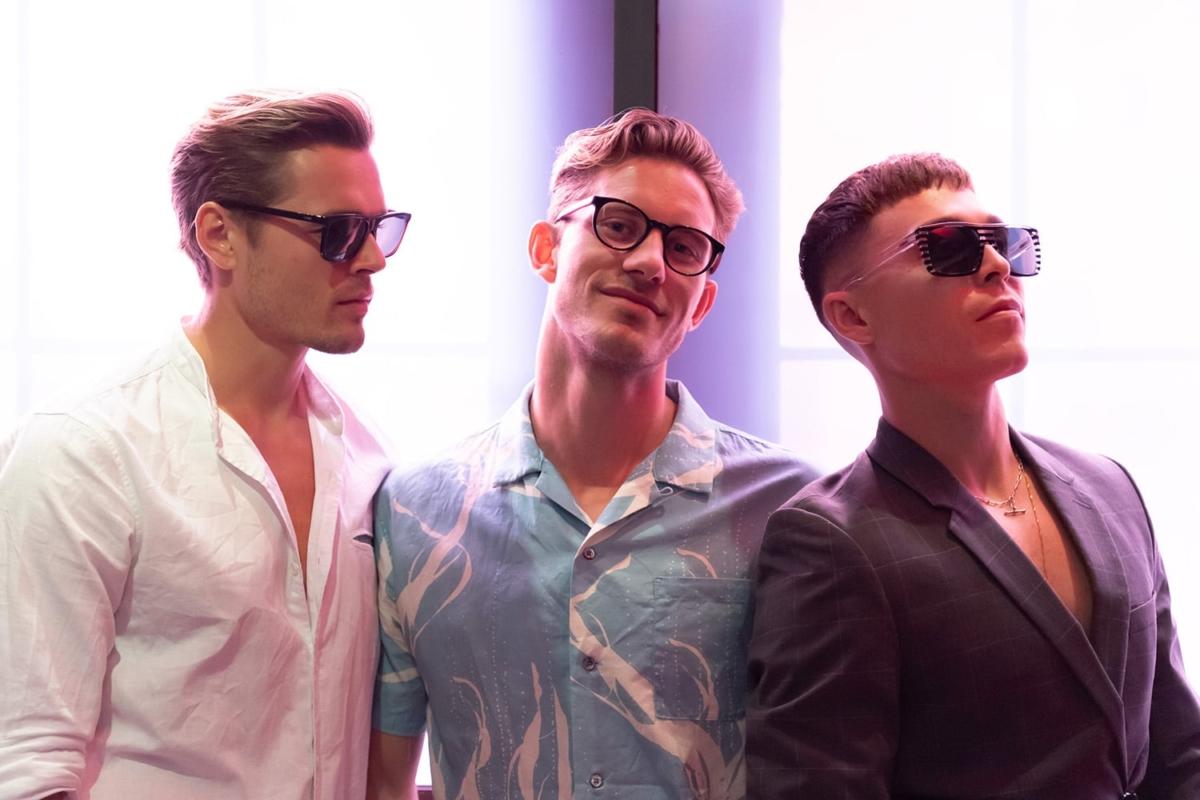 Models in HUGO eyeglasses