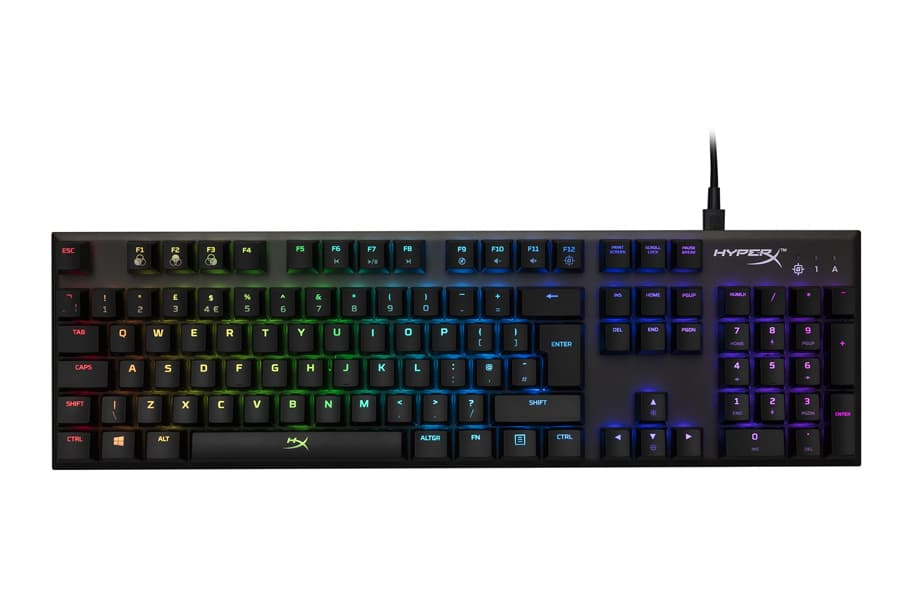 HyperX Allow FPS Mechanical Keyboard