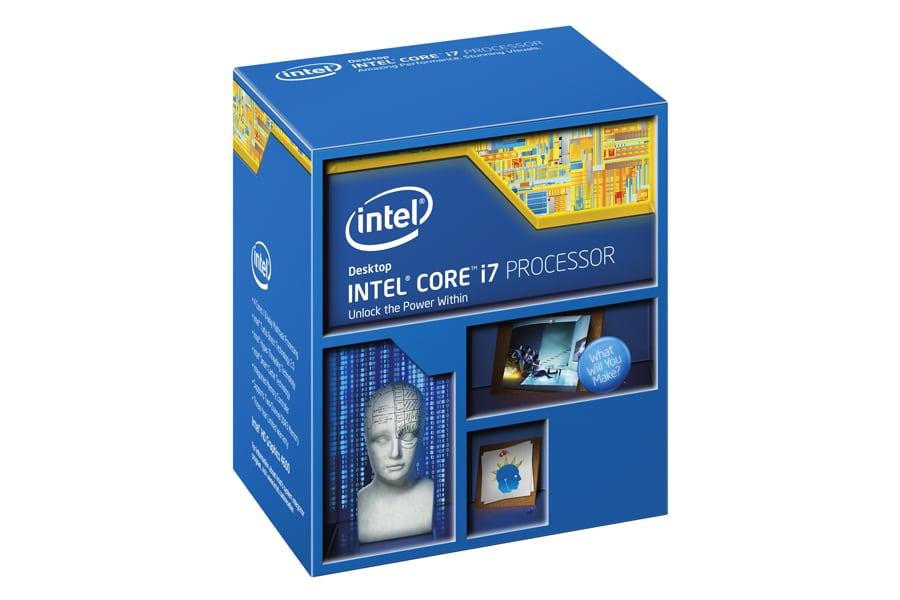 Intel Core i7 5820K-3.3 GHz Processor