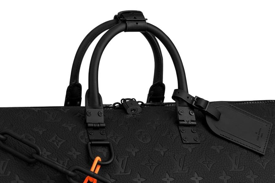 Louis Vuitton handle