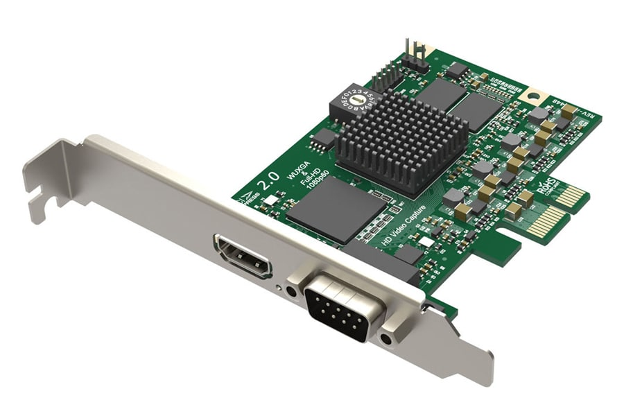 Magewell Pro Capture Quad HDMI Card