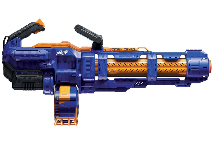 Nerf Gatling Gun