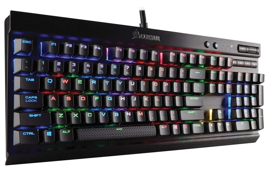 Ninja Fortnite Setup Corsair Keyboard