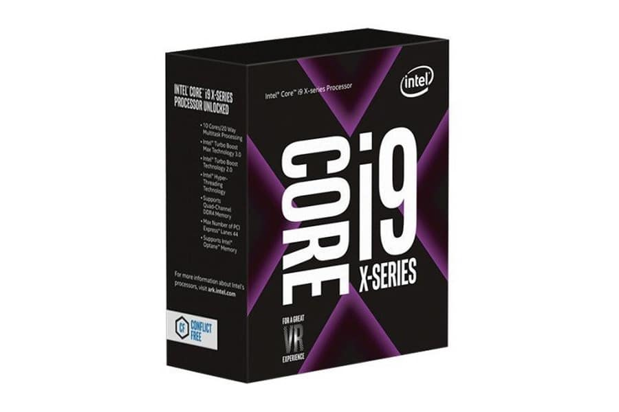 Ninja Fortnite Setup Intel Core i9-7940X X-Series Processor