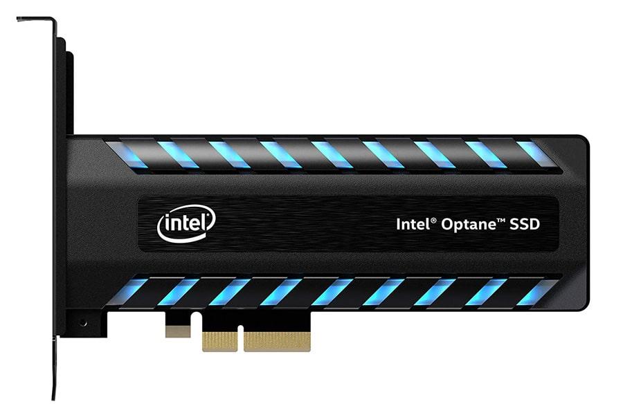 Ninja Fortnite Setup Intel Optane SSD 905P