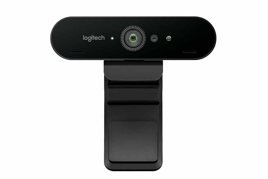 Ninja Fortnite Setup Logitech BRIO Ultra HD Webcam