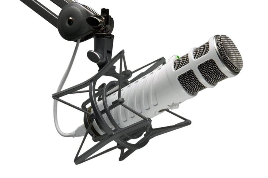 Rode Podcaster USB Dynamic Cardioid Broadcast Microphone