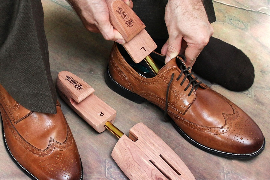 Why you should be using shoe trees