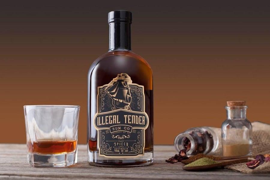 award winning australian rum