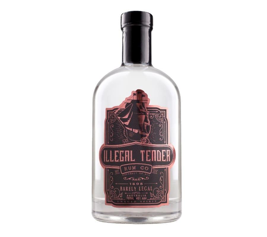 barely legal australian rum