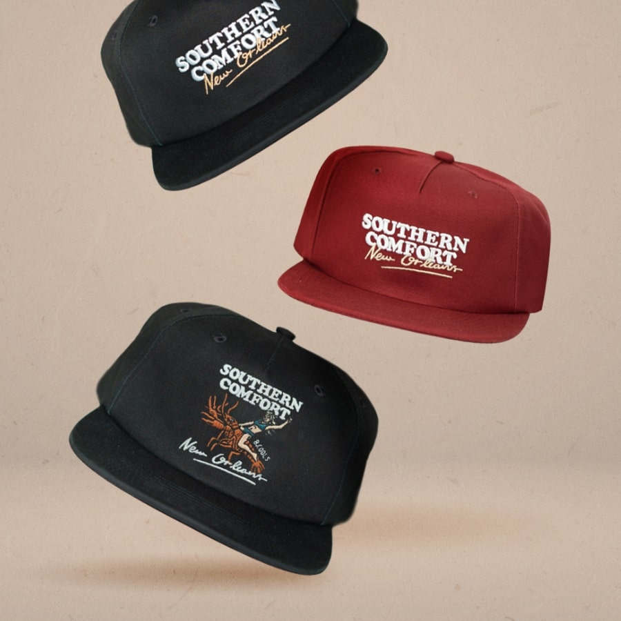 southern comfort hats