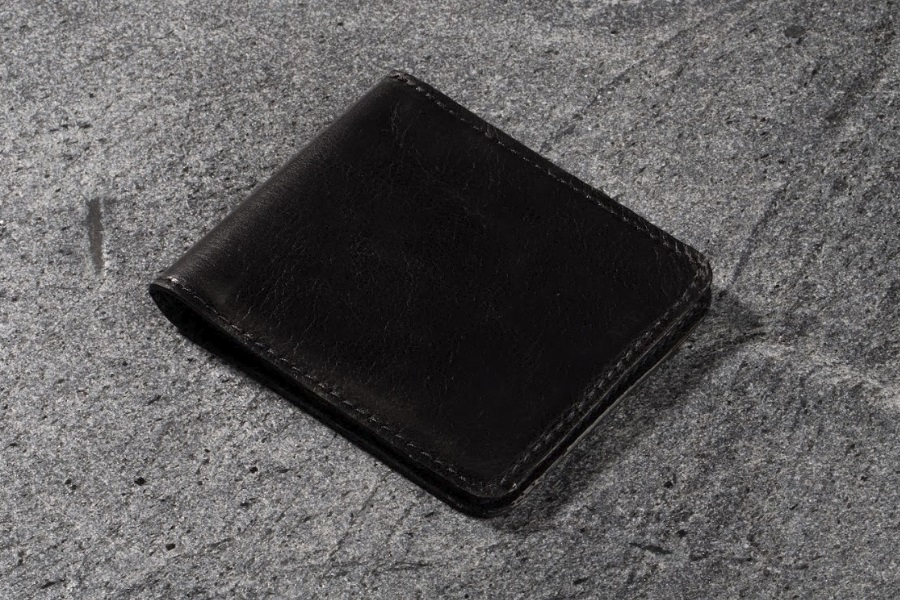 slim and durable wallet