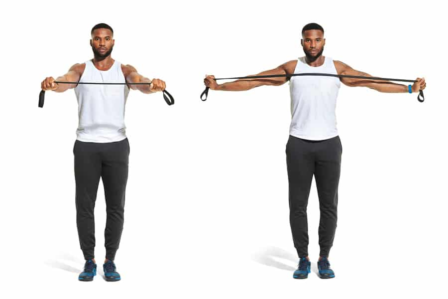 10 Best Chest Exercises For Men Man Of Many
