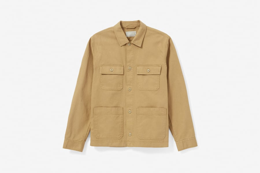 Chore Jacket in Ochre
